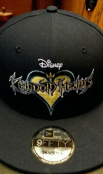 5ed2a543fea66 Disney kingdom hearts snapback. M 5c0cbbe234a4ef752d721db7